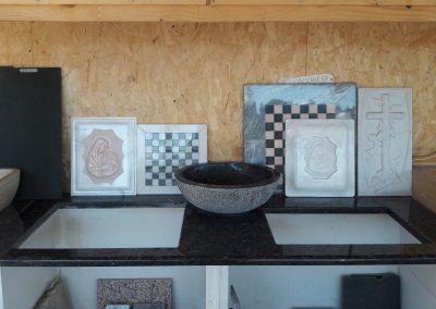 Lavandino in pietra - Fapa Edili srl