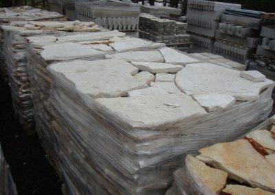 Scorza di Trani gigante - i materiali di FAPA Edili
